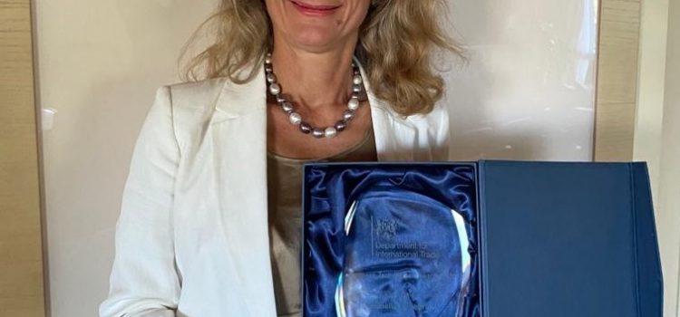 European Tech Women Award alla professoressa Graziella Pellegrini